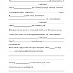 Iowa Special Warranty Deed Form_Page_1