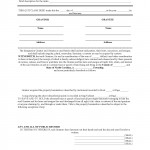 North Carolina Quit Claim Deed Form_Page_1