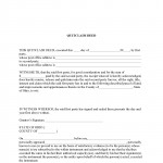 Ohio Quit Claim Deed Form_Page_1