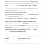 Texas Deed Forms – Quit Claim – Warranty Archives - Deed Forms ...