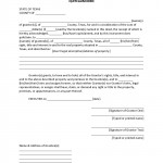 Texas Quit Claim Deed Form_Page_1