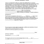 Virginia Special Warranty Deed Form_Page_1
